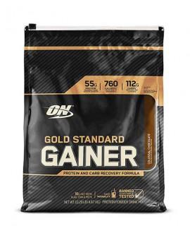 خرید اینترنتی پودر گینر گلد استاندارد اپتیموم نوتریشن 10 پوندی شکلات