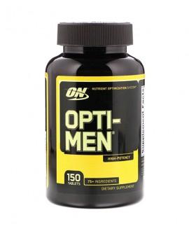 خرید آنلاین قرص مولتی ویتامین اپتی من اپتیموم نوتریشن 150 عددی