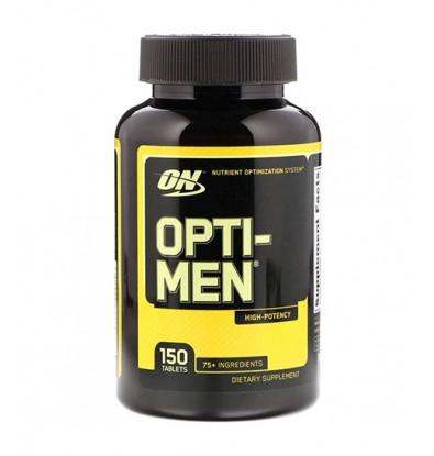 خرید اینترنتی قرص مولتی ویتامین اپتی من اپتیموم نوتریشن 150 عددی