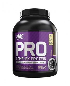ترکیبات پودر پرو کمپلکس پروتئین اپتیموم نوتریشن 1.52 کیلوگرمی شیر شکلات