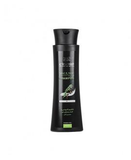 شامپو تقویتی و ضد ریزش مو مخصوص آقایان سینره 250 میلی لیتری