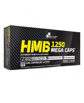ترکیبات کپسول اچ ام بی مگا کپس 1250 الیمپ