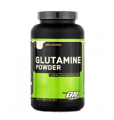 سفارش اینترنتی پودر گلوتامین اپتیموم نوتریشن 300 گرمی