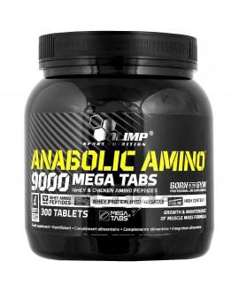 ترکیبات قرص آنابولیک آمینو 9000 الیمپ