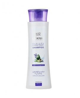 خرید اینترنتی شامپو آووکادو و ویتامین F مخصوص موهای خشک سینره 250 میلی لیتر