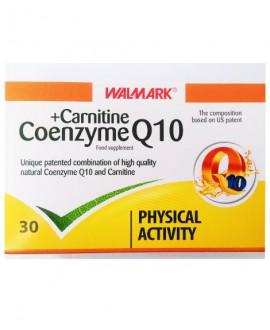 ترکیبات کپسول کو آنزیم کیوتن و کارنتین والمارک 30 عددی