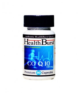 ترکیبات کپسول کوکیوتن 100 میلی گرمی هلث برست 30 عددی