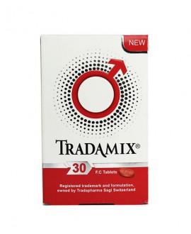 قرص ترادامیکس ترادا فارما 30 عددی