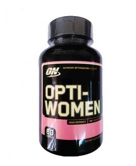 خرید اینترنتی کپسول مولتی ویتامین اپتی وومن اپتیموم نوتریشن 60 عددی