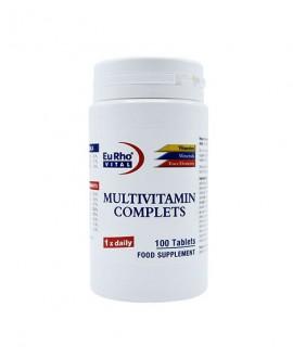 خرید اینترنتی قرص ویتافیت مولتی ویتامین یوروویتال 60 عددی