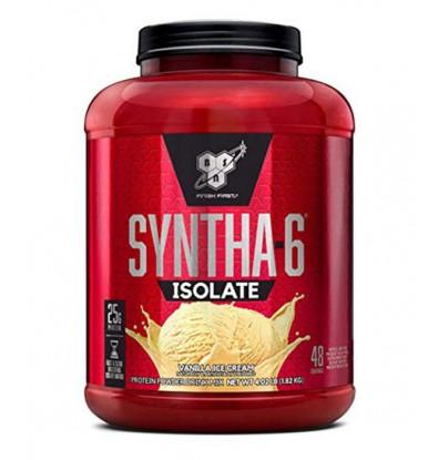 خرید اینترنتی پودر پروتئین سینتا -6 ایزوله بی اس ان بستنی وانیلی