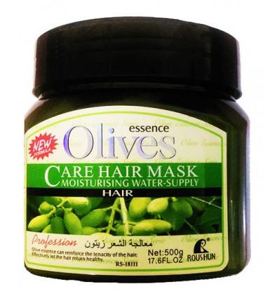 خرید اینترنتی ماسک مراقبت از مو زیتون الیوز اسنس روشان 500 گرم