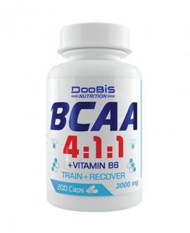 ترکیبات کپسول بی سی ای ای 4:1:1 و ویتامین ب 6 دوبیس 200 عددی