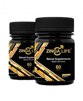 خرید اینترنتی کپسول زینگا لایف سلامت گستر آرتیمان 60 عددی