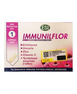 ترکیبات کپسول ایمونیل فلور اسی 30 عددی