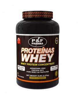 ترکیبات پودر پروتئین وی پی اند اف فارما