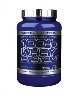 خرید اینترنتی پودر پروتئین وی 100% سایتک نوتریشن 920 گرمی