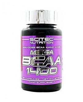 ترکیبات کپسول بی سی ای ای مگا 1400 سایتک نوتریشن 90 عددی