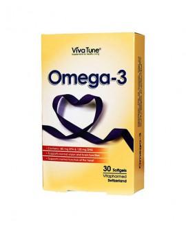 ترکیبات سافت ژل امگا3 ویواتون