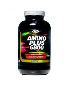 ترکیبات قرص آمینو پلاس 6800 پی ان سی 90 عددی