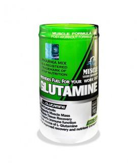 خرید اینترنتی پودر گلوتامین فارما میکس 300 گرمی