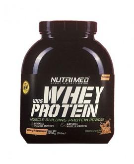 ترکیبات پودر پروتئین وی 100 درصد نوتریمد