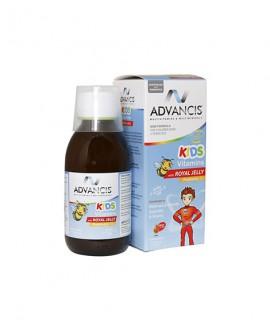 شربت کیدز ویتامینز همراه با رویال ژلی ادونسیس 150 میلی لیتر
