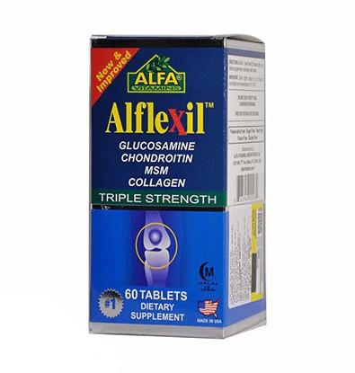 خرید اینترنتی آلفلکسیل 60 عددی