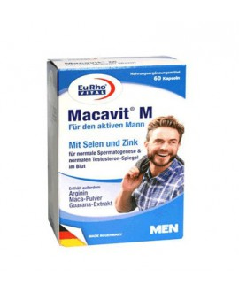 ترکیبات ماکاویت M مخصوص آقایان یوروویتال