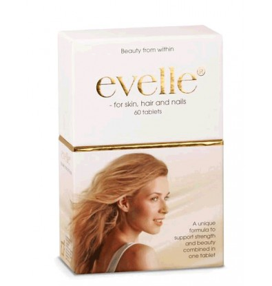 اوله Evelle قرص جوانسازی پوست، باهمانه