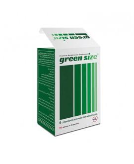خرید اینترنتی قرص لاغری گرین سایز بی اس کی 90 تایی