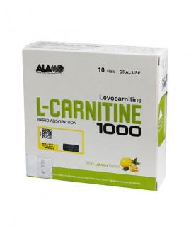 سفارش آنلاین محلول خوراکی ال کارنیتین 1000 میلی گرم آلامو