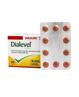 خرید آنلاین ترکیبات قرص دیالول والمارک 60 عددی