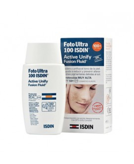 خرید اینترنتی ضد آفتاب اکتیو یونیفای فیوژن فلویید SPF50+ 50 میلی لیتر