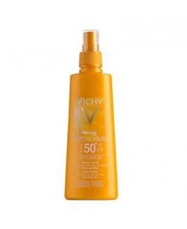 اسپری ضد آفتاب شیری بدن ویشی 200 میلی لیتر