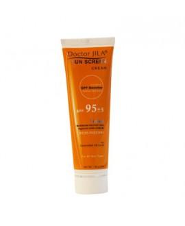 کرم ضد آفتاب رنگی +SPF95 دکتر ژیلا 50 میلی لیتر