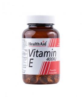 خرید آنلاین سافت ژل ویتامین ای 400 هلث اید