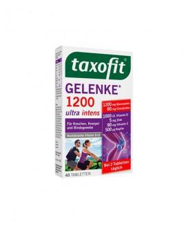 خرید اینترنتی قرص جوینتس 1200 گلنک اولترا اینتنس تاکسوفیت 40 عددی