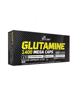خرید اینترنتی کپسول گلوتامین 1400 مگا کپس الیمپ 120 عددی