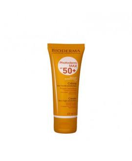 خرید اینترنتی کرم ضد آفتاب فتودرم مکس ⁺SPF50 بایودرما 40 میلی لیتر
