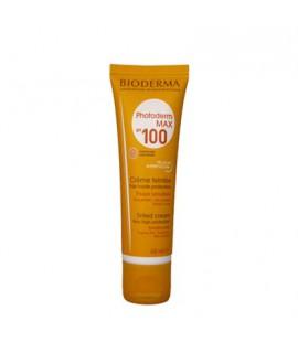 خرید اینترنتی کرم ضد آفتاب فتودرم مکس SPF100 بایودرما 40 میلی لیتر