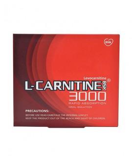 ویال خوراکی ال کارنیتین ۳۰۰۰ بی اس کی ۱۰ عددی