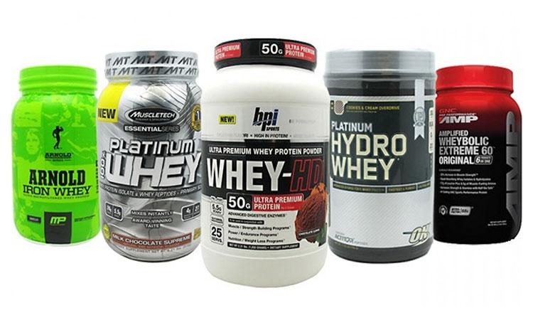 مکمل های پروتئینی
