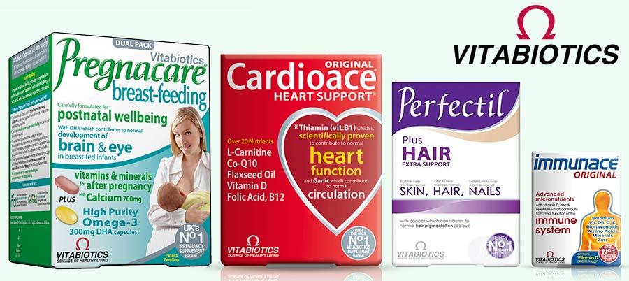 محصولات برند ویتابیوتیکس