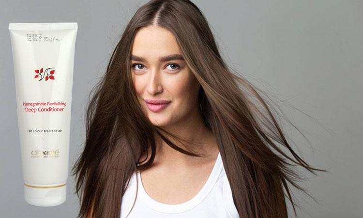 نرم کننده موی رنگ شده سینره