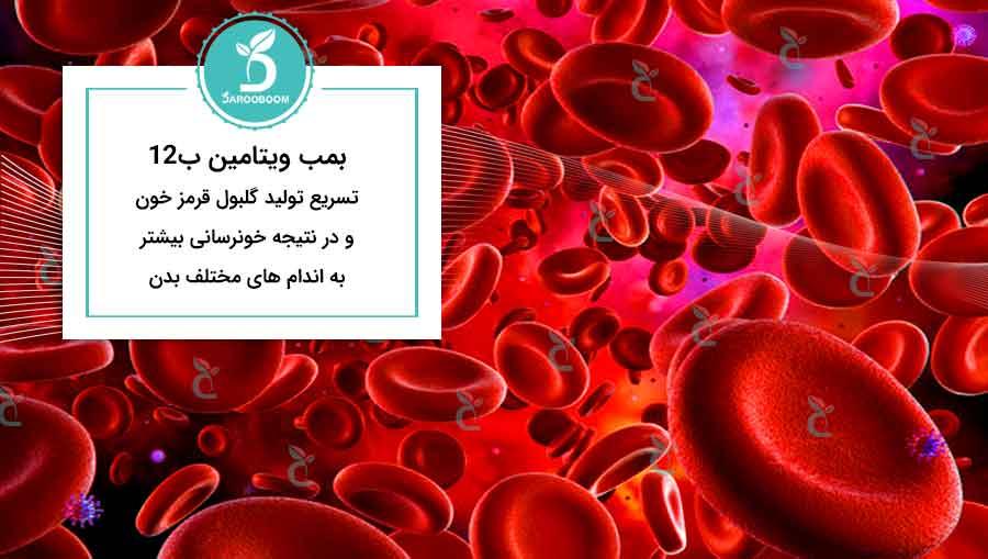 بمب ویتامین B12
