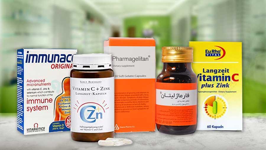 بهترین محصولات تقویت سیستم ایمنی بدن