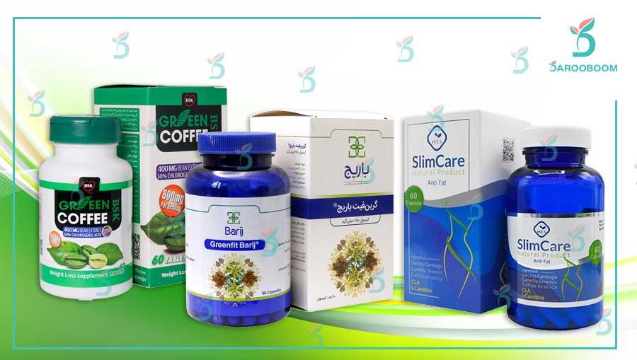 بهترین محصولات لاغری گیاهی
